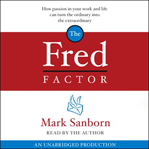 The Fred Factor audiobook cover art