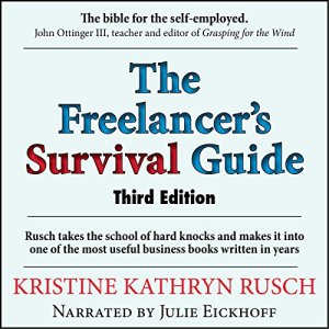 The Freelancer's Survival Guide audiobook cover art