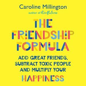 The Friendship Formula audiobook cover art
