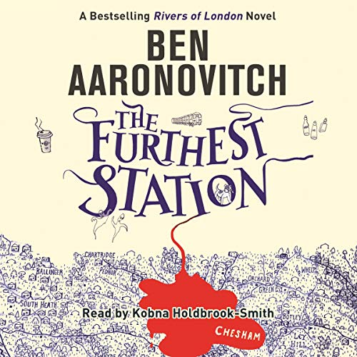 The Furthest Station audiobook cover art