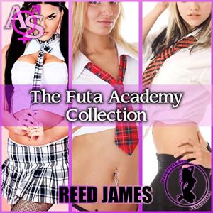 The Futa Academy Collection audiobook cover art