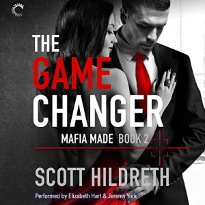 The Game Changer audiobook cover art