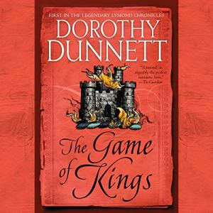 The Game of Kings audiobook cover art