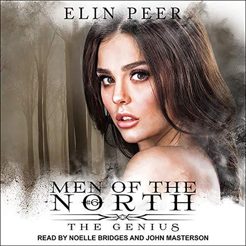 The Genius audiobook cover art
