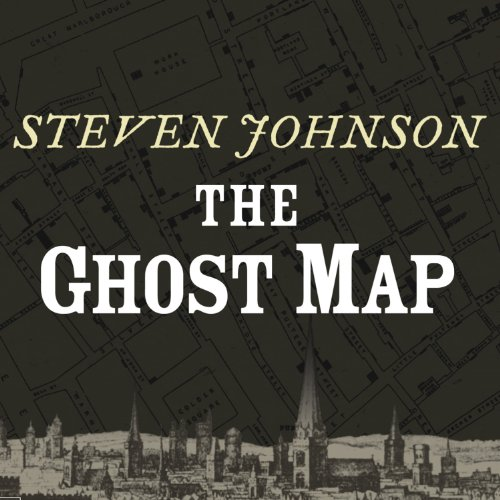 The Ghost Map audiobook cover art