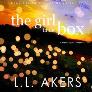 The Girl in the Box audiobook cover art