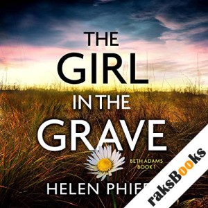 The Girl in the Grave audiobook cover art