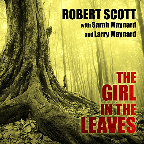 The Girl in the Leaves audiobook cover art