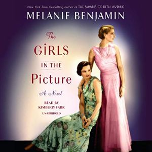 The Girls in the Picture audiobook cover art