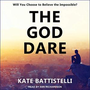 The God Dare audiobook cover art