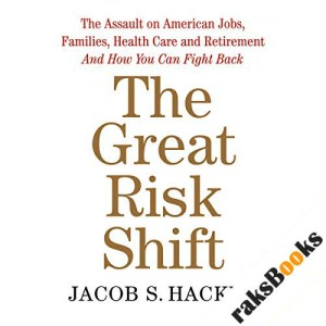 The Great Risk Shift audiobook cover art