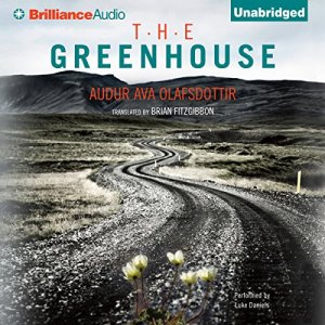 The Greenhouse audiobook cover art