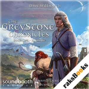 The Greystone Chronicles: Book One: Io Online audiobook cover art