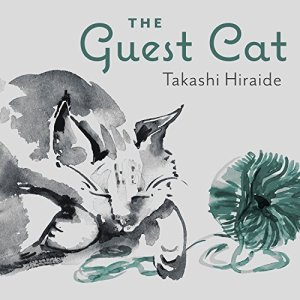 The Guest Cat audiobook cover art