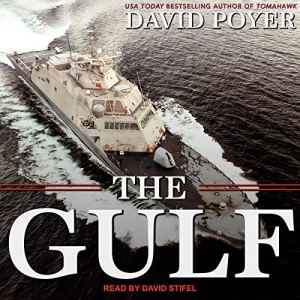 The Gulf audiobook cover art