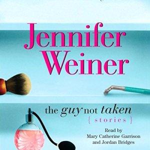 The Guy Not Taken audiobook cover art
