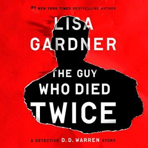 The Guy Who Died Twice audiobook cover art