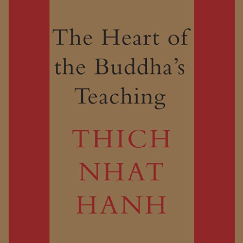 The Heart of the Buddha's Teaching audiobook cover art