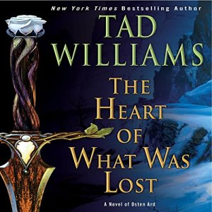 The Heart of What Was Lost audiobook cover art