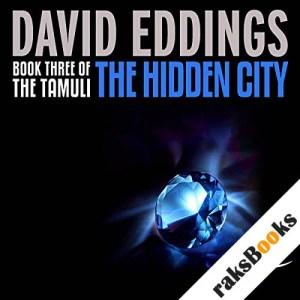 The Hidden City audiobook cover art
