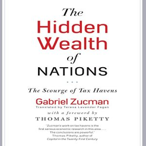 The Hidden Wealth of Nations audiobook cover art