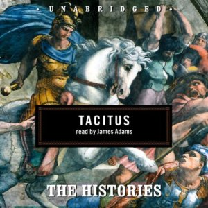 The Histories audiobook cover art