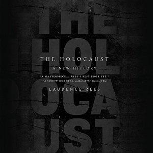 The Holocaust audiobook cover art