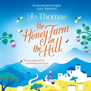 The Honey Farm on the Hill audiobook cover art