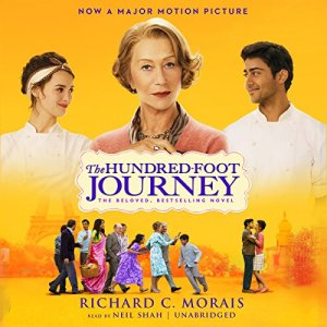 The Hundred-Foot Journey audiobook cover art