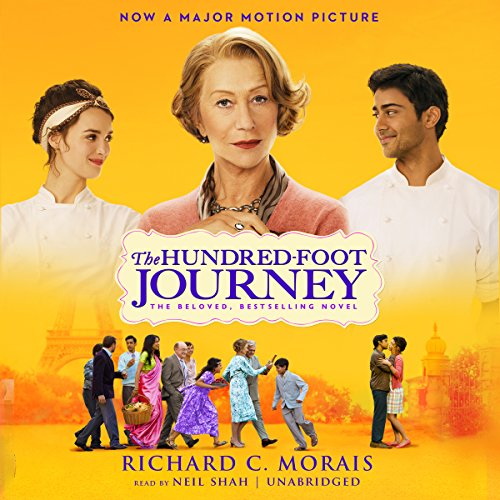 The Hundred-Foot Journey audiobook cover art