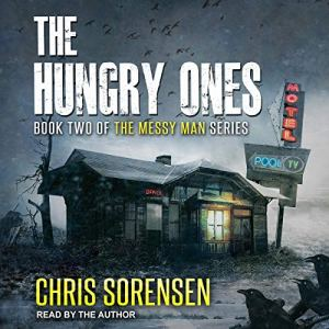 The Hungry Ones audiobook cover art