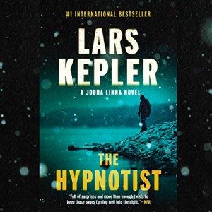 The Hypnotist audiobook cover art