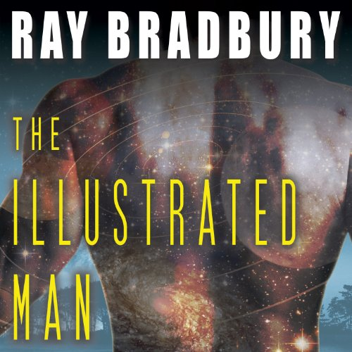 The Illustrated Man audiobook cover art
