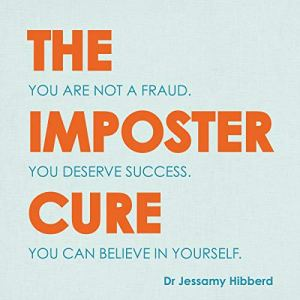 The Imposter Cure audiobook cover art