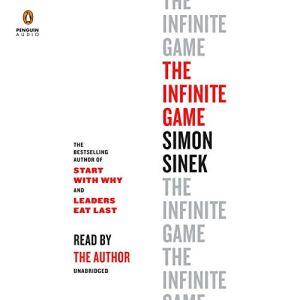 The Infinite Game audiobook cover art