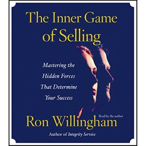 The Inner Game of Selling audiobook cover art
