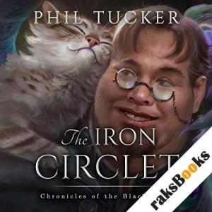 The Iron Circlet audiobook cover art