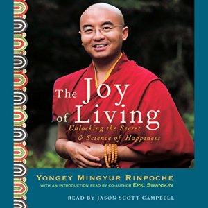The Joy of Living audiobook cover art