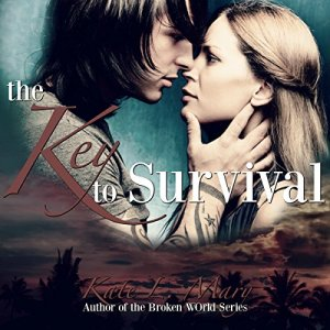The Key to Survival audiobook cover art