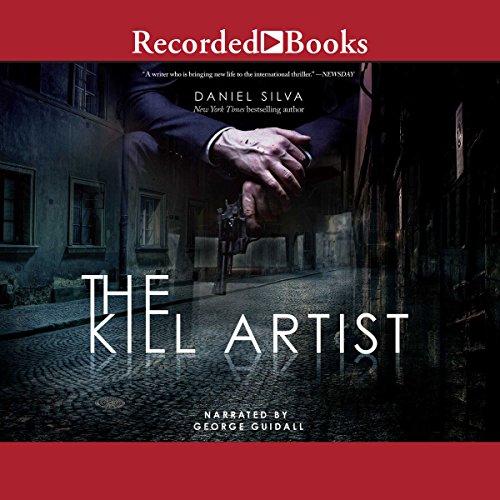 The Kill Artist audiobook cover art