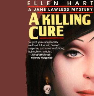The Killing Cure audiobook cover art
