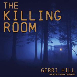 The Killing Room audiobook cover art