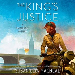 The King's Justice audiobook cover art