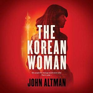 The Korean Woman audiobook cover art
