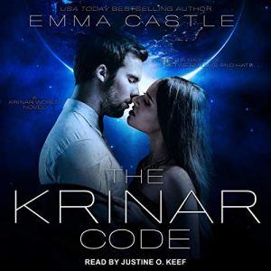 The Krinar Code: A Krinar World Novel audiobook cover art