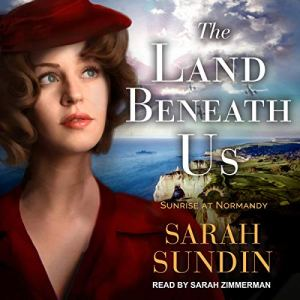 The Land Beneath Us audiobook cover art