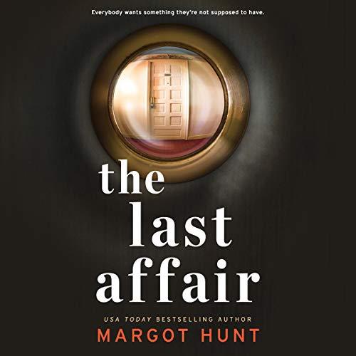 The Last Affair audiobook cover art
