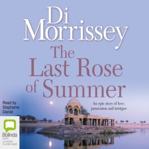 The Last Rose of Summer audiobook cover art