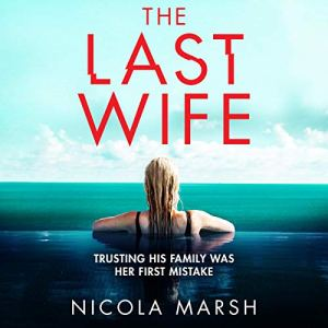 The Last Wife audiobook cover art
