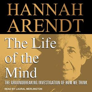 The Life of the Mind audiobook cover art